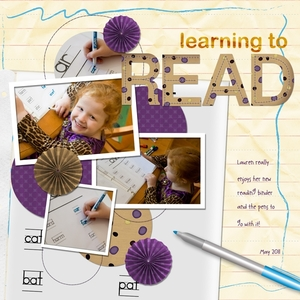 Learning to Read (Designer's Life 5/30)