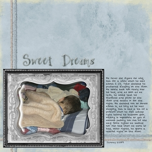 Tyler- sweet dreams