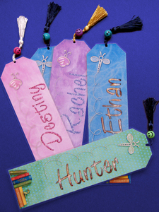 Bookmarks finished look