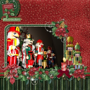 Decorating Traditions: Nutcrackers