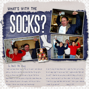What's With The Socks?