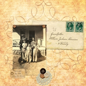 Heritage - Paternal Grandparents