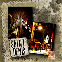 Saint Denis Paris, France