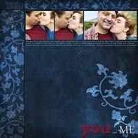 Friday Customer Submitted Challenge 6-22-12 -- You and Me