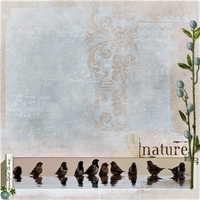 "4.29 Monday ""Nature Sparkles"""