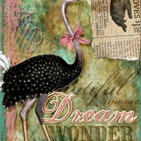 ATC Art Journal Sample