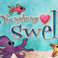 Valentine Card #1  for card chat 2/2/10
