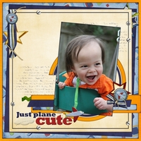 Just Plane Cute!