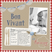 Bon Vivant (In Training)
