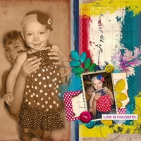 Friday ScrapLift 6/28/13: Amy Flanagan