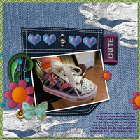Friday ScrapLift Challenge... A favorite!