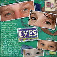 Created For Amanda...The Eyes Have it!