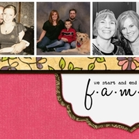 Facebook Family Cover