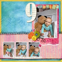 Ava Nine Month Paddington Photo