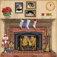 Tuesday 1-3-12 Freebie Challenge -- Christmas Eve 2011