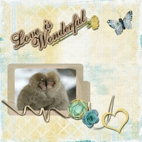 Tuesday 1-15-13 Freebie Challenge -- Love Is Wonderful
