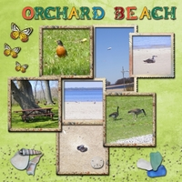 Tuesday 3-27-12 Freebie Challenge -- Orchard Beach