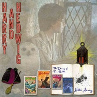 Monday 9-5-11 Challenge -- Harry and Hedwig