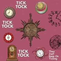 Monday 1-9-12 Challenge -- They Keep On Ticking