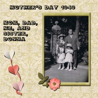 Tuesday 2-14-12 Freebie -- Mother's Day 1949