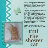Tuesday 9-25-12 Freebie Challenge -- Tini