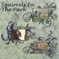 Tuesday 1-10-12 Freebie Challenge -- Squirrels