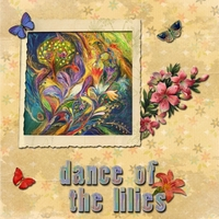 Tuesday 9-3-13 Freebie -- Dance of the Lilies