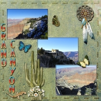 Tuesday 6-26-12 Freebie Challenge -- Grand Canyon