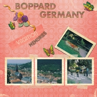 November 11-9-13 Color Challenge -- Boppard Germany