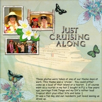 Septenber 2012 Swap For Jane -- Just Cruising