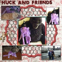 Huck And Friends