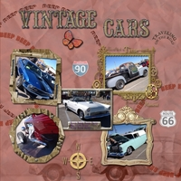 Wonderful Old Vintage Cars