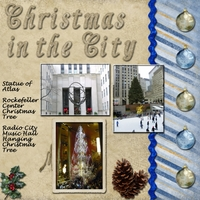 Task 9 -- Christmas In The City