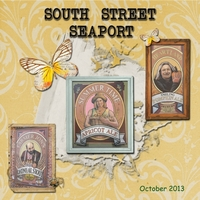 Tuesday 11-19-13 Freebie Challenge -- South Street Seaport