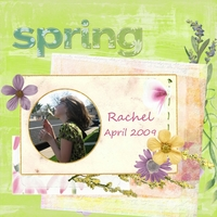 4/12, Tuesday Challenge-- Spring