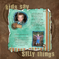 Kids Say Silly Things