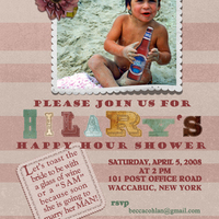wedding shower invite revised