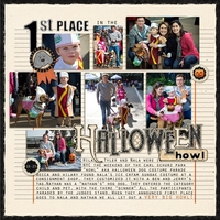 2011-10-23 first place in the halloween howl