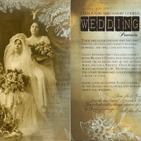 1914 wedding portraits 2 pager