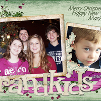 Photo Card - Grandkids