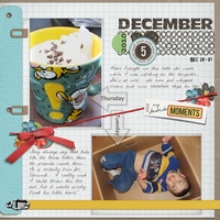 Document It - December Week  5
