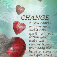 Faith Journey September - Change