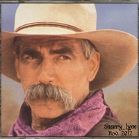 Movember - Sam Elliott