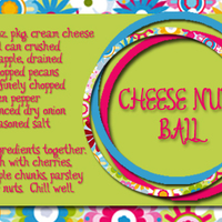 Cheese Nut Ball