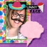 Carnival Funny Photo Booth Avatar