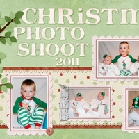 Friday Challenge 11/18/11 Christmas Photo Shoot