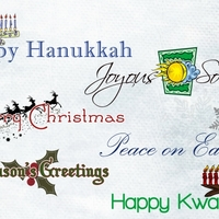 Holiday Card, 2009