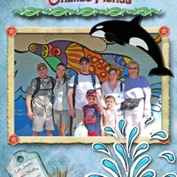 Seaworld - Family Fun