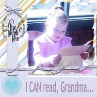 I Can Read Grandma