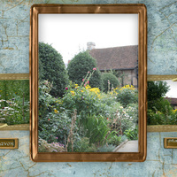 Shakespeare home and garden